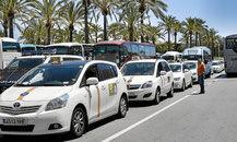 Taxi fahren in Palm de Mallorca