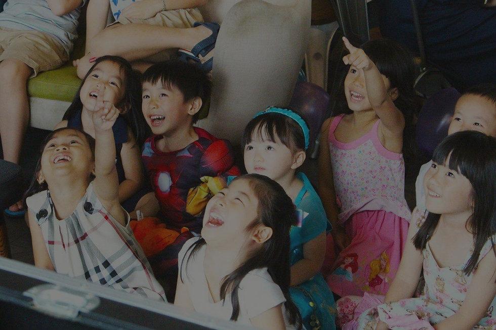 Premium entertainment for kids parties