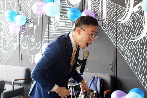 Magician Ian Tan C.K From Singapore