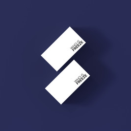 Who Is Freeze Business Cards