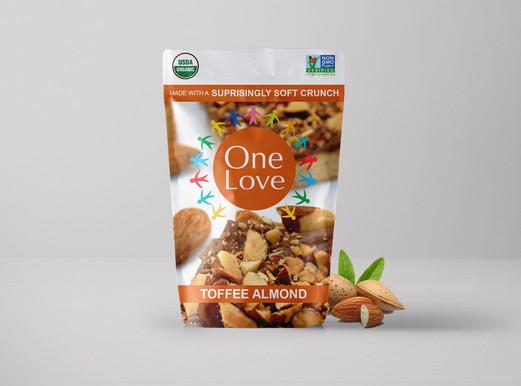 One Love Food Branding