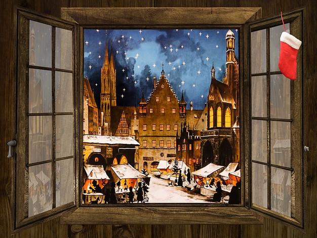 der weihnachtsmarkt eine typisch deutsche tradition. Black Bedroom Furniture Sets. Home Design Ideas