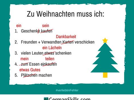 #18 | Die Weihnachtsliste - Was muss noch drauf?