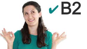 Was muss ich auf B2 können? Themen: Grammatik und Wortschatz