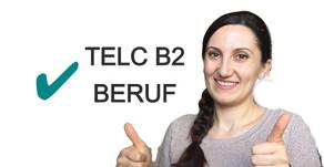 Vorbereitung auf TELC B2 Beruf