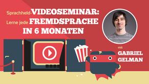 #15   In 6 Monaten Deutsch lernen - mit dem Programm von Sprachheld
