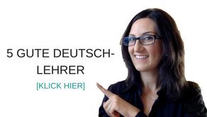 Wie finde ich eine gute Deutschlehrerin?   | Tag #19 | Deutsch sprechen: 30 Tage Challenge