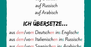 ☕️ Übersetzt du noch in deine Muttersprache oder lernst du nur auf Deutsch?