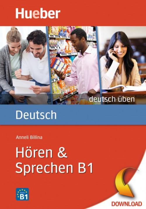 Hören und Sprechen B1 von Hueber Verlag