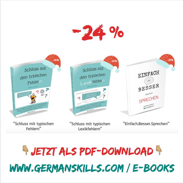 Beide E-Books für nur 18,90 (statt 27,00)