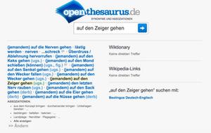 5 hilfreiche Online-Wörterbücher