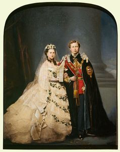 Prinz Ludwig und Prinzessin Therese