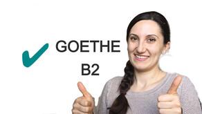 Bist du fit für das neue Goethe Zertifikat B2 - die modularisierte Prüfung?