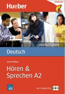 Hören und Sprechen A2 von Hueber Verlag