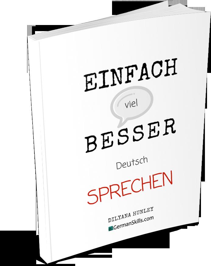 mehr Deutsch sprechen, Tipps und Ideen zum Üben
