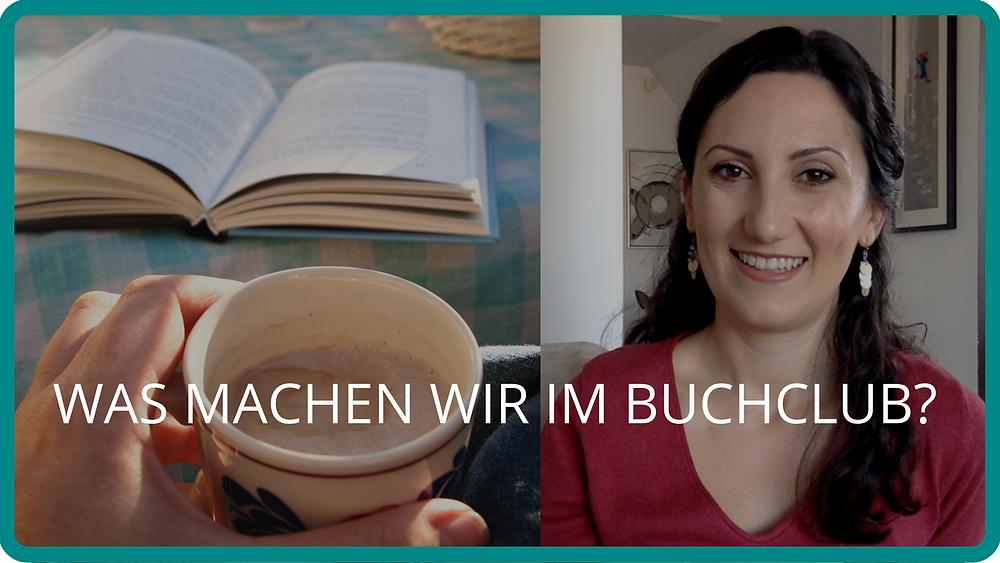 online Buchclub für fortgeschrittene Deutschlerner