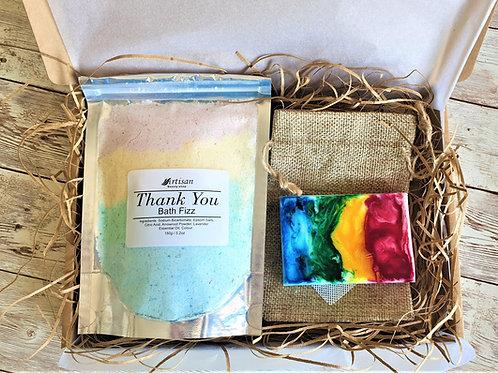 INTERACTIVE NHS Pamper Gift Box