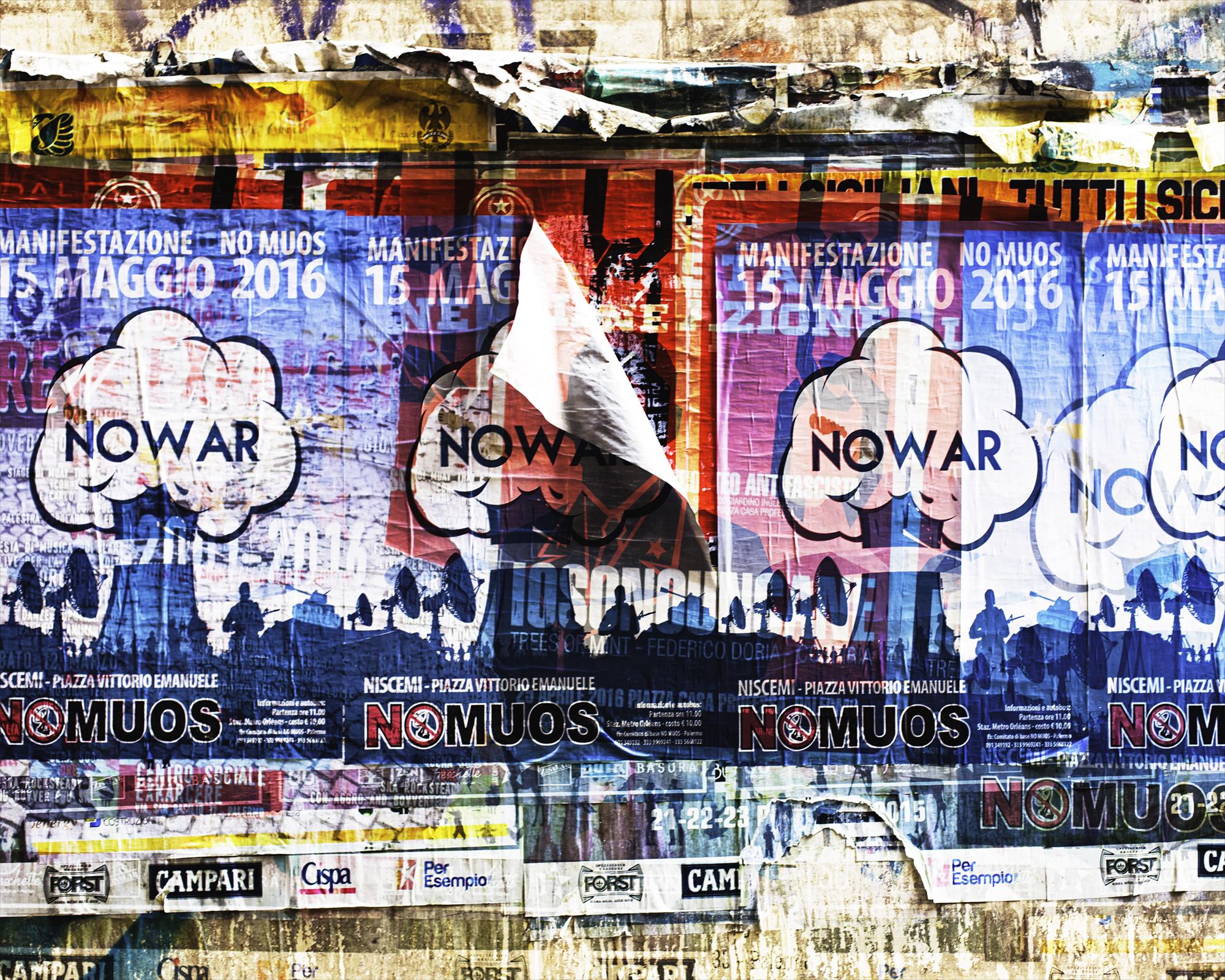 NO WAR IN PALERMO