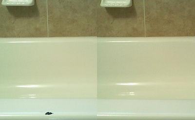 Beau ... Surface Repair: Porcelain Over Steel Tub Chip Repair ...