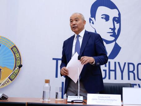 Назначен ректор Торайгыров Университета