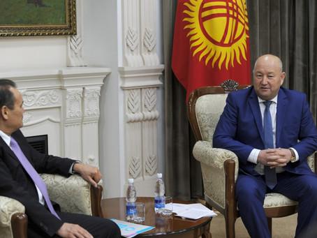 В Кыргызстане прошла встреча по вопросам сотрудничества в рамках Тюркского Совета
