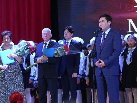 В Карагандинской области прошел масштабный форум «Ұлы дала мұрагерлері»