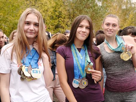 В Восточном Казахстане в университете открыли студенческий фитнес-центр
