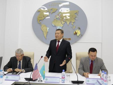 В КазНАУ обсудили ключевые проблемы АПК Казахстана