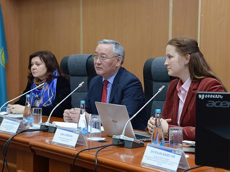 В Алматы обсудили возможности участия вузов Казахстана в мировых рейтингах