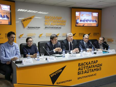 В Астане обсудили ситуацию с грантами по программе Всемирного банка