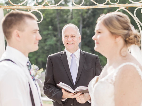 So, You're Writing Your Own Vows?