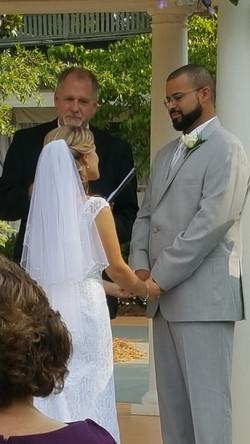 Durham Wedding Officiant