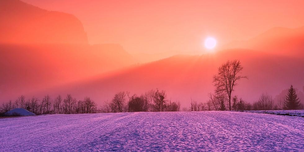 Winter Solstice Healing Gong Bath