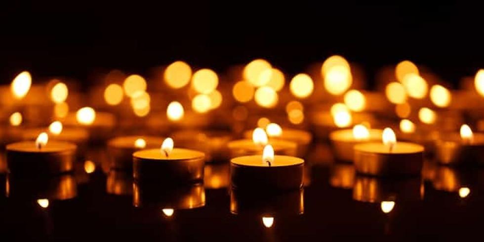 Candlelit Winter Solstice Healing Gongbath