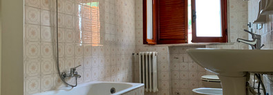 Bagno piano superiore villa 1