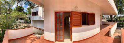 Ingresso villa 1