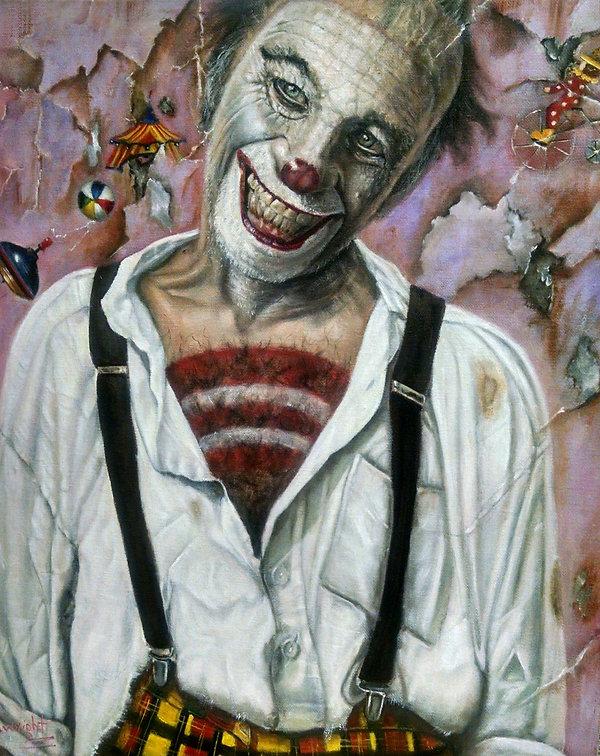 Childhood's clown.jpg