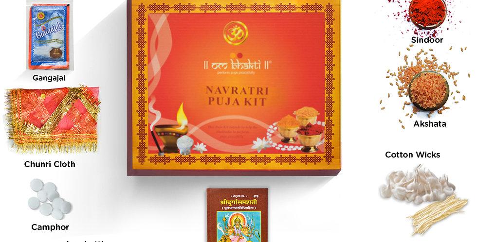 OM Bhakti  - Navaratri Puja Kit