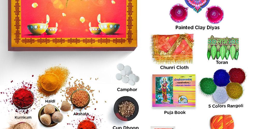 OM Bhakti - Premium Diwali Festival Kit