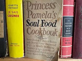 Princess Pamela's Soul Food Cookbook cover