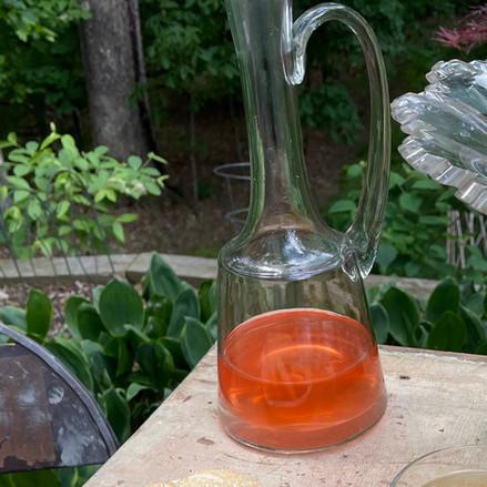 Rhubard Water