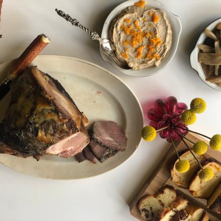 Virginia Ham Recipe