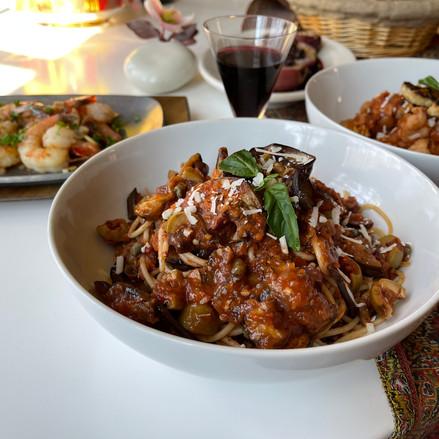 Spaghetti Bagaria