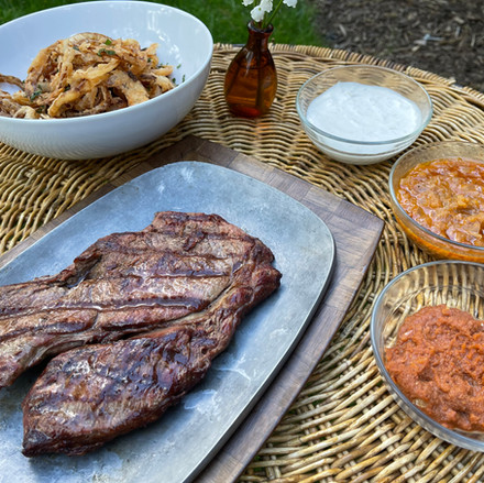 3 Recipes for Steak Sauce