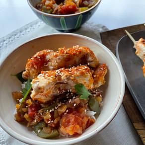 Suya Spiced Chicken