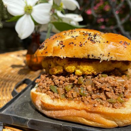 Beef Sloppy Joe Sandwich