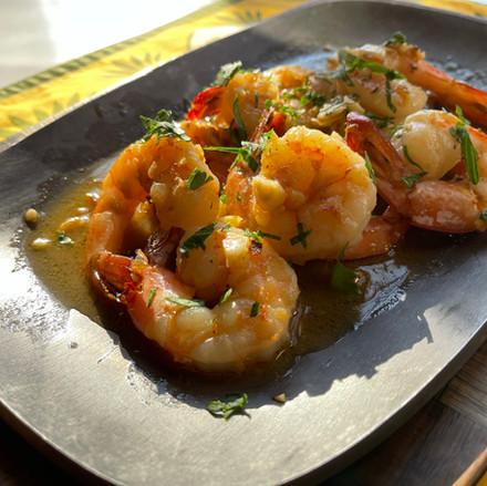 Shrimp Marsala Recipe