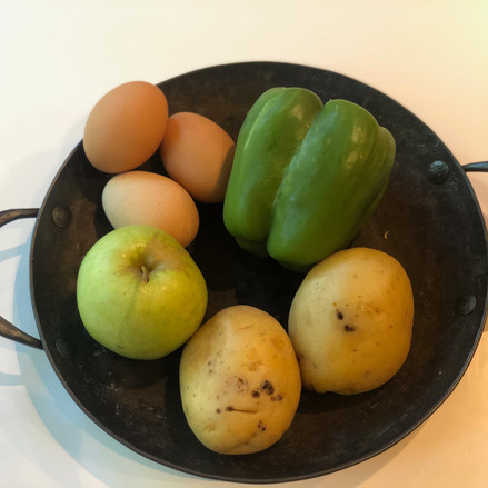 Apple Potato Hash