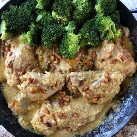 Chicken with Broccoli Recipe