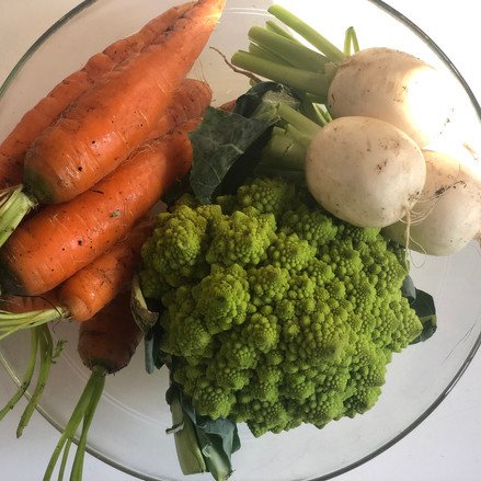 Carrot Slaw Recipe